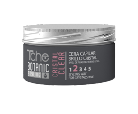 Styling wax for crystal shine Cristal clear 2