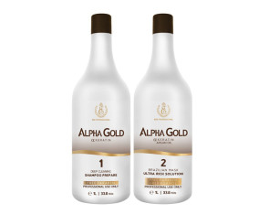 Комплект Alpha Gold 1000 мл