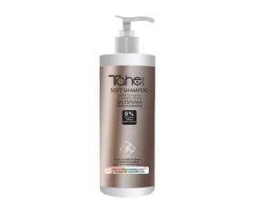 Крем-шампунь SOFT SHAMPOO для окрашенных и поврежденных волос, 400 мл