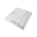 Полотенце белое Dewal