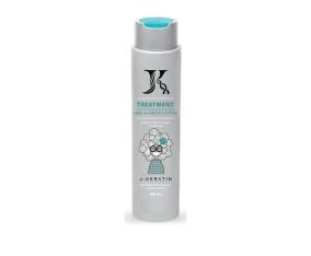 Подготовительный шампунь Treatment J-Keratin, 480 мл.