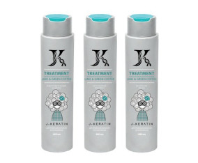 Реконструктор Treatmen J-Keratin, 480 мл.