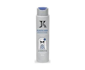 Состав для выпрямления славянского типа волос Plastic Hair J-Keratin, 480 мл.